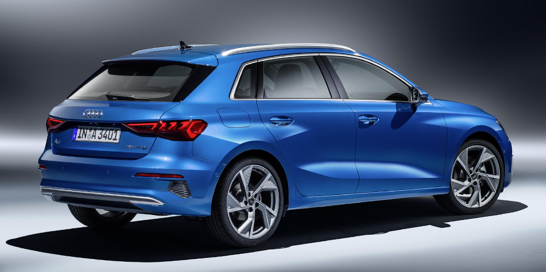 The New Audi A3 Sportback