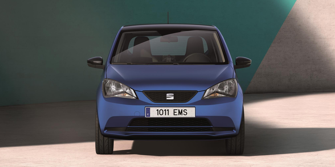 Electrification for the SEAT Mii
