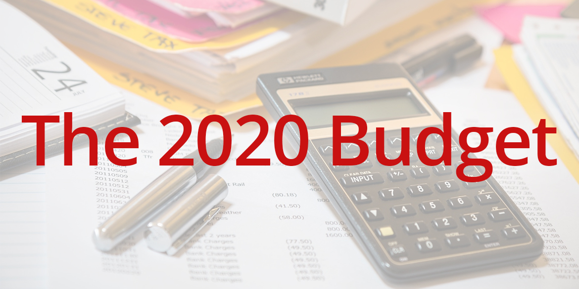 The 2020 Budget